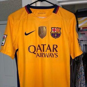 FC Barcelona Jersey Away